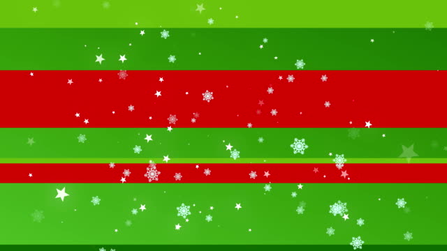 Christmas Stripes 4 Loopable Background video