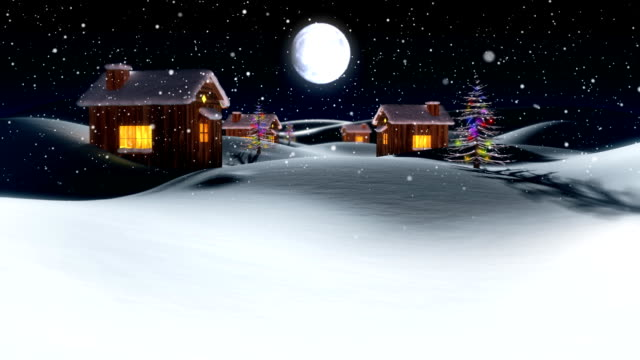 Christmas Town video
