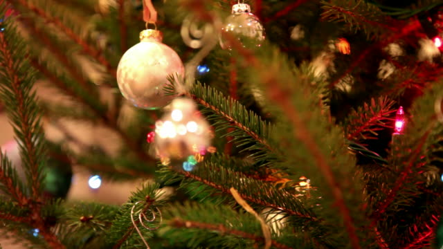Christmas tree 1 - HD 30P video
