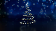Christmas tree - 3D Animation video