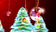 Christmas Tree and Ball video