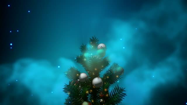 Christmas Tree Blue video