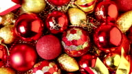 Christmas tree decorations video
