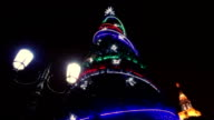 Christmas tree - New Year Eve video