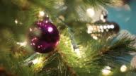 Christmas Tree Ornaments video