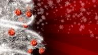 Christmas tree video