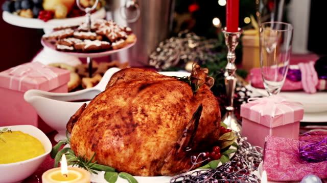 Christmas Turkey Dinner video