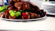 Christmas Turkey Dinner video