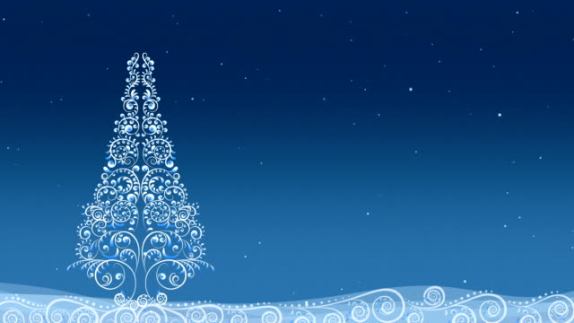 Christmas video background video