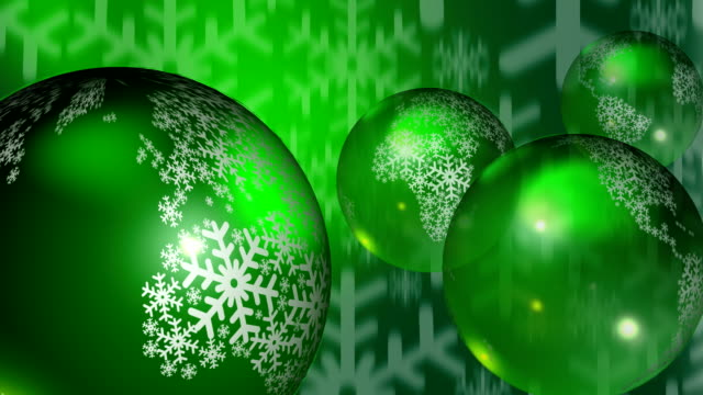 Christmas worldglobe Sparkles (HD Loop) video