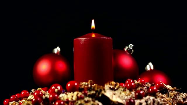 Christmas Wreath video