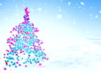 Christmass fir tree - NTSC video