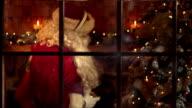 Christmass Santa Dancing video