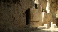 HD Christ's Empty Tomb video