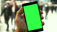 Chroma phone station video
