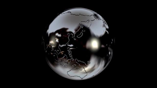 Chrome Earth #1 video