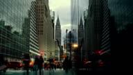 Chrysler Building in New York City video