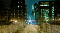NYC Chrysler Building Time Lapse video