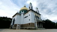 Church by Otto Wagner - Time Lapse video