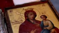 Church icon video