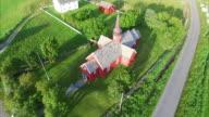 Church in Flakstad on Lofoten video
