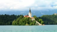 HD: Church of Bled video