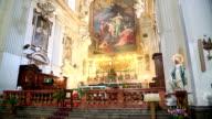 Church of Santa Ninfa dei Crociferi video