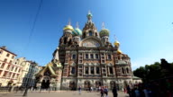 Church of the Saviour on Spilled Blood video