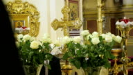 church saintly Jurij Lviv renesans crucifix video