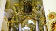 church saintly Jurij Lviv renesans inside icons video
