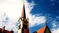 Church Time Lapse video