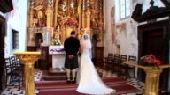 HD: Church Wedding video