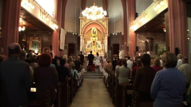 HD: Church Wedding video