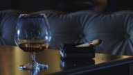 cigar and cognac video