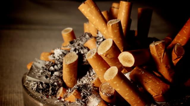 cigarette butts video