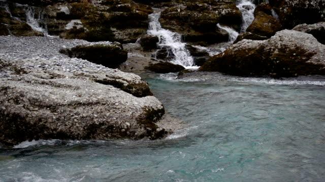 Cijevna river in Montenegro video