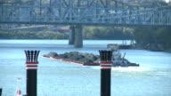 Cincinnati Riverboat video