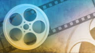Cinema Background HD+Loopable video
