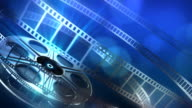 Cinema background video