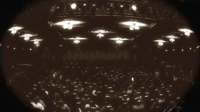 3D Cinema Wide View video