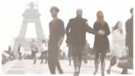 CINEMASTOP-Paris Romance Couple video