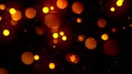 Cinematic Elegant Circles 1 Loopable Background video