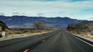 Cinematic Road Trip video