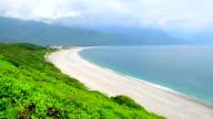 Cingshuei(Qingshui) Cliff in Taiwan video