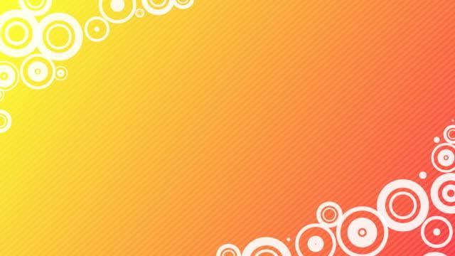 Circle Corners HD (Orange/Yellow) video