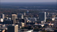 Circling Columbia  - Aerial View - South Carolina,  Richland County,  United States video