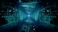 Circuit de Tunnel-boucle - Vidéo