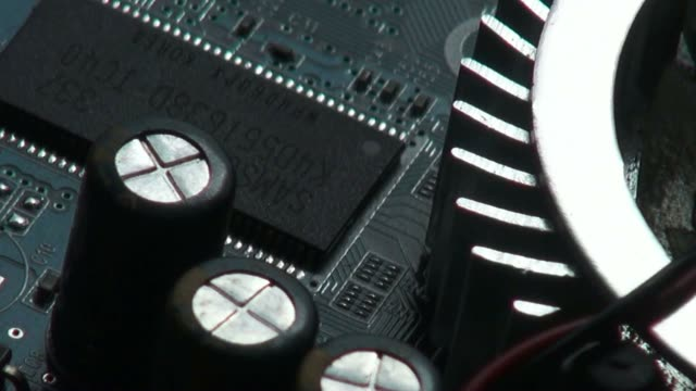 Circuit Boards, Electronics, Computers video