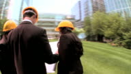 City Architects (Steadicam) video