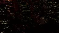 City at Night video